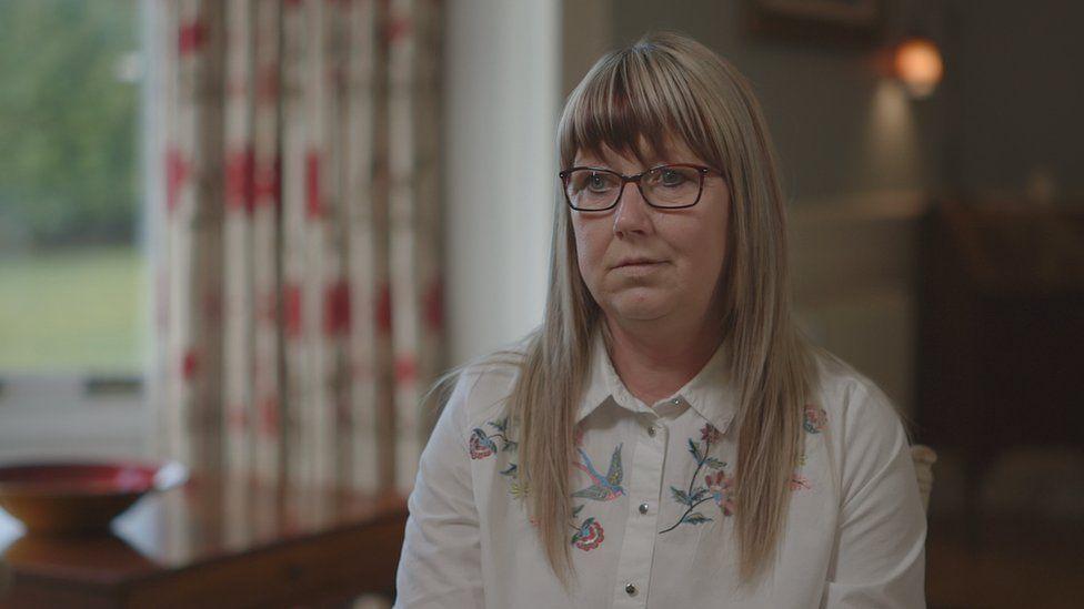 Heather Farmer, Liam's former childminder