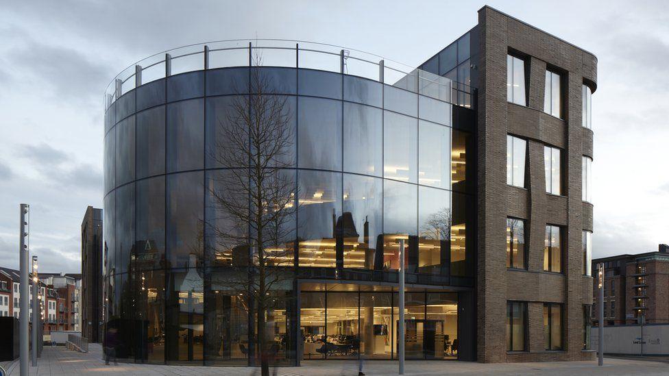 The Hiscox Building, York