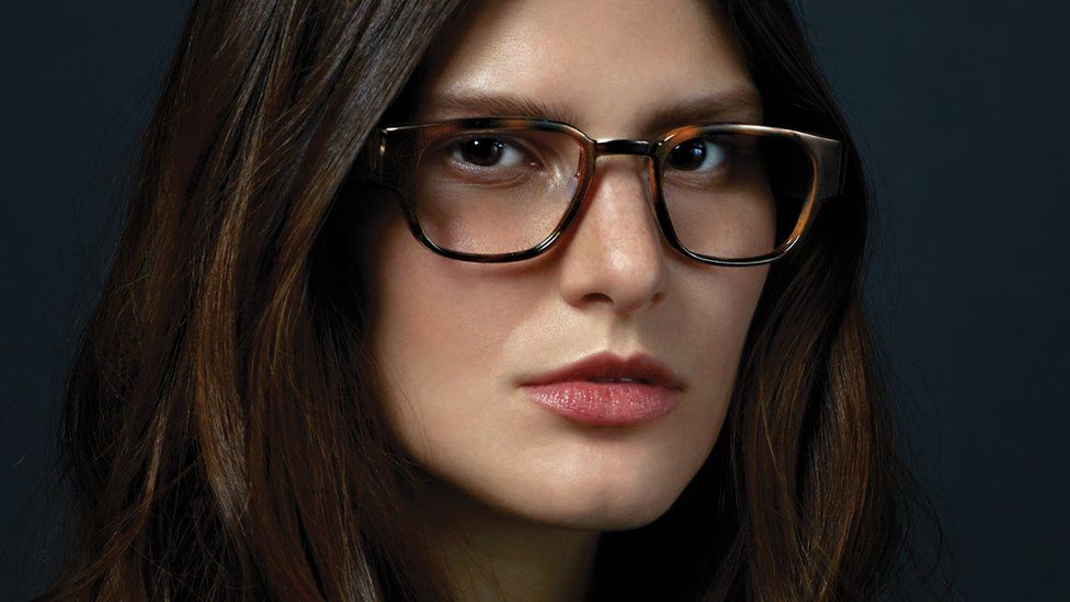 A model wearing Focals by North