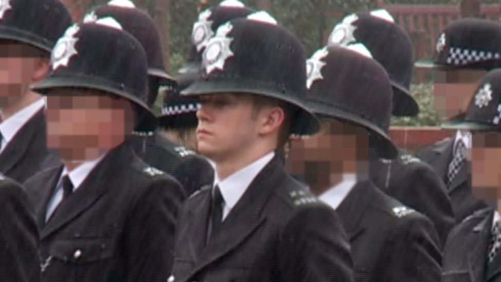 London police officer convicted regarding neo-Nazi group membership
