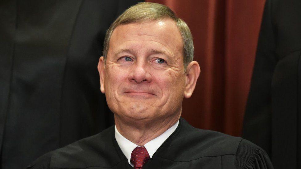 Chief Justice John Roberts