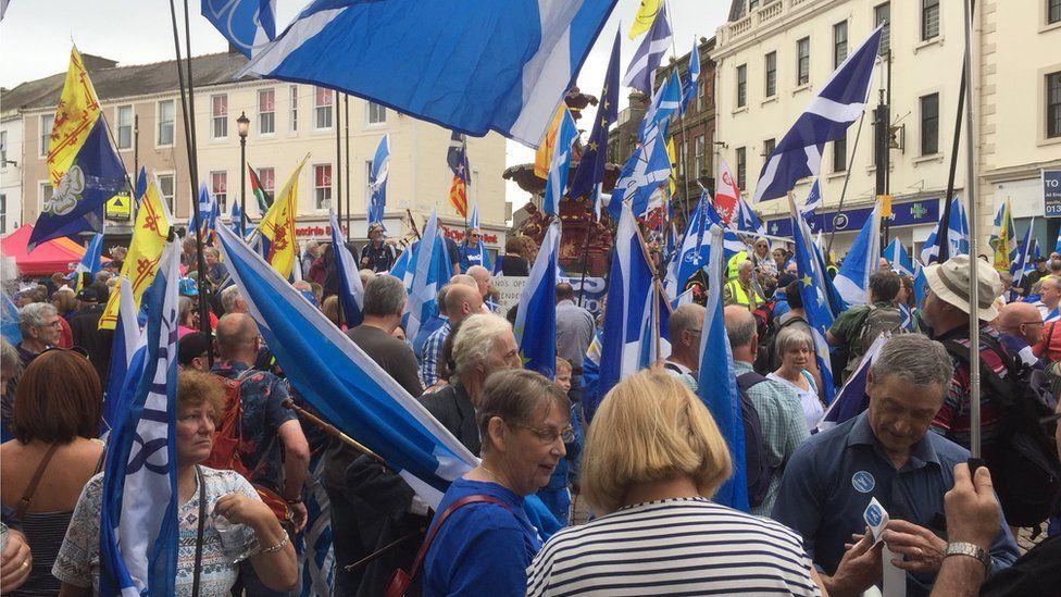Dumfries march