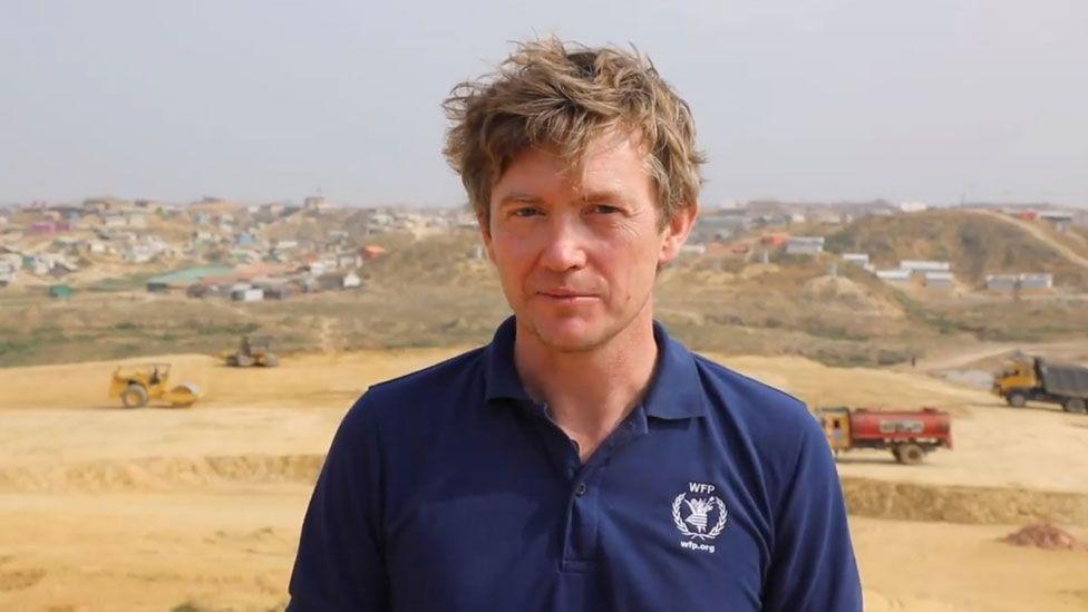 Michael Ryan, from Ireland