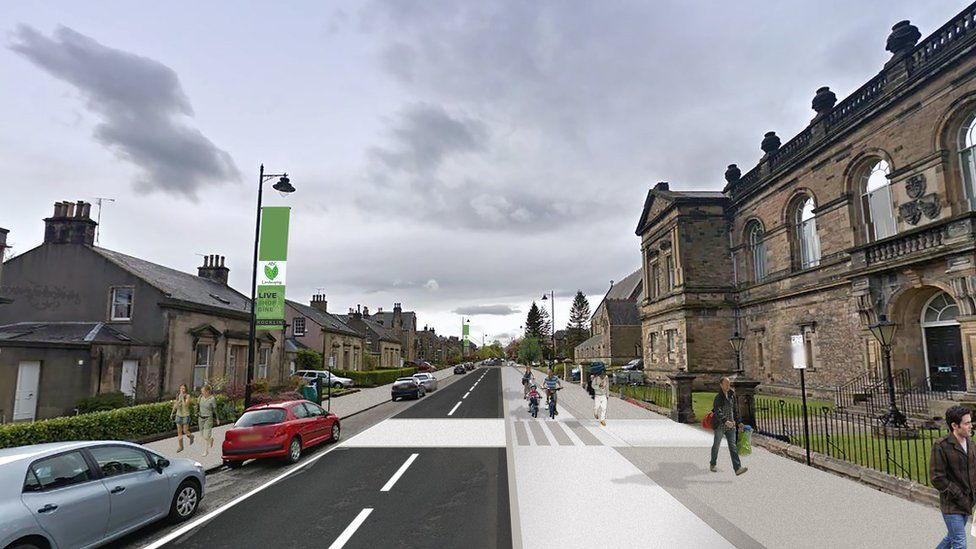 Stirling Council - Walk, Cycle, Live