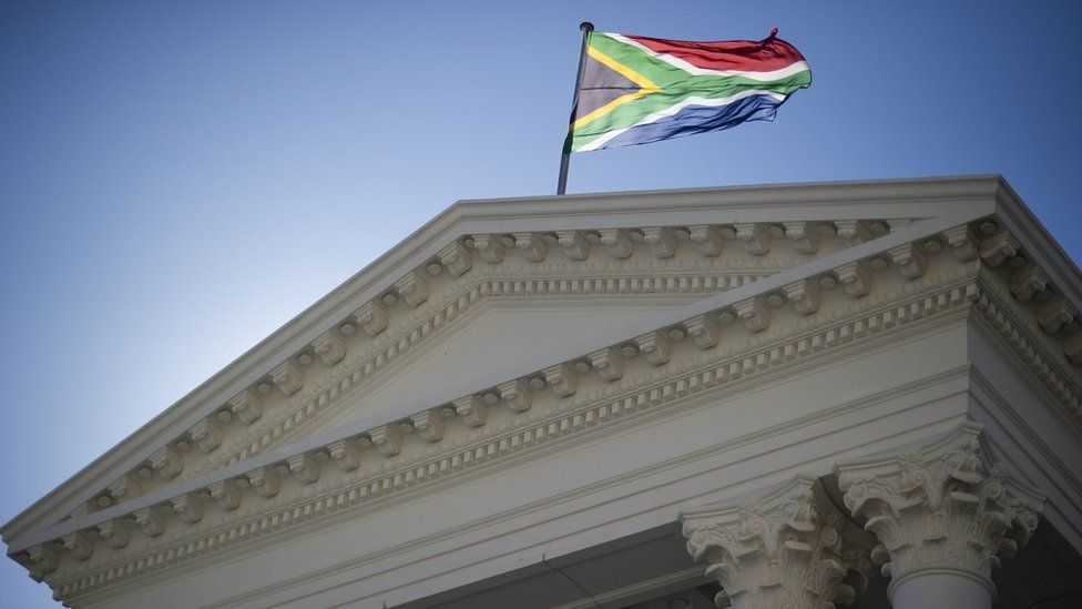 South African parliament