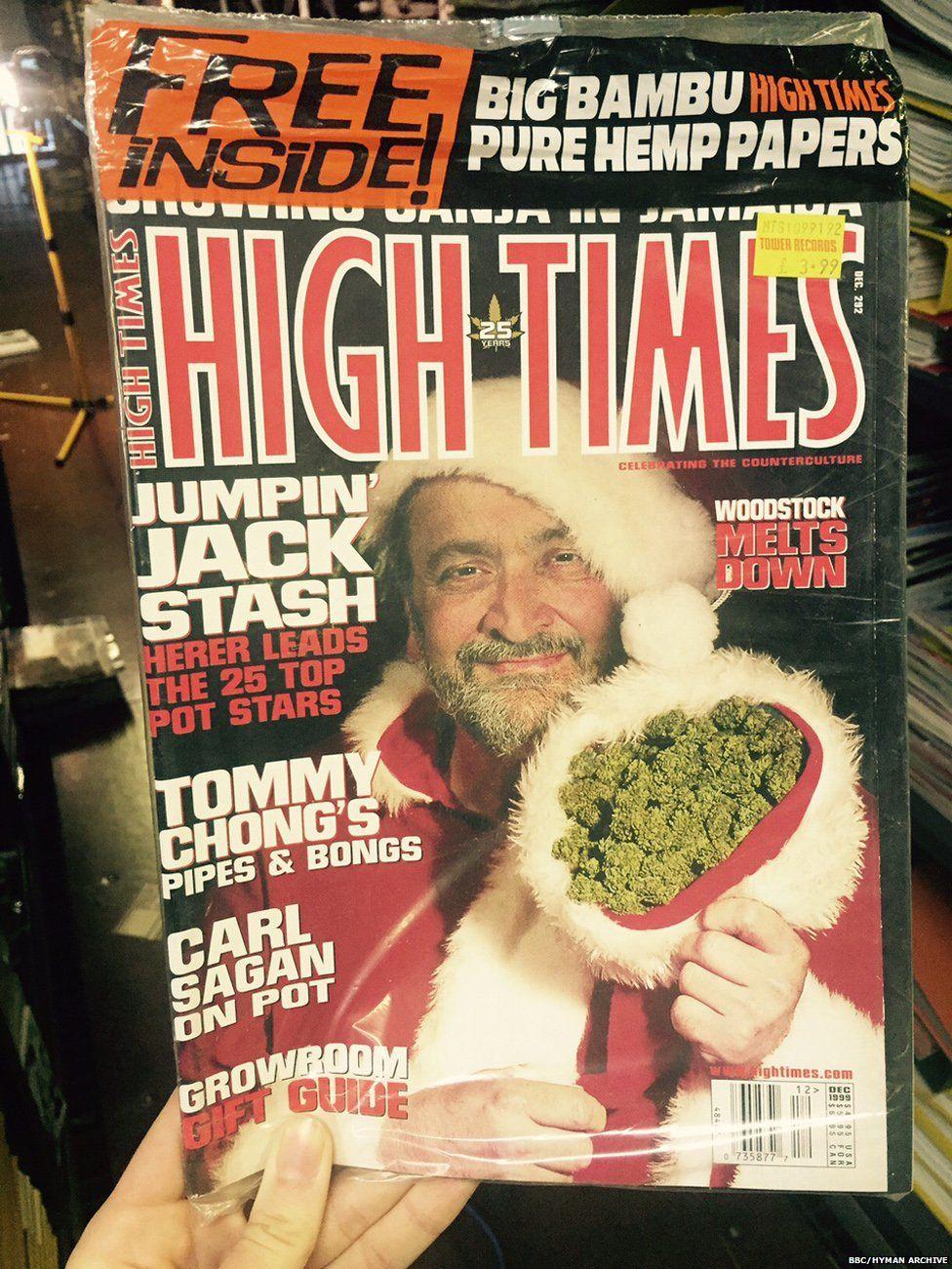 High Times, 1999