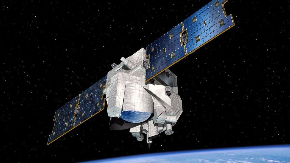 A number of new satellite sensors are planned to target methane