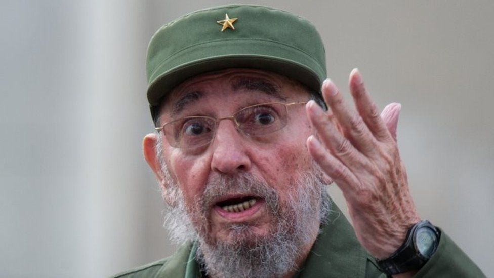 Fidel Castro. Photo: September 2010