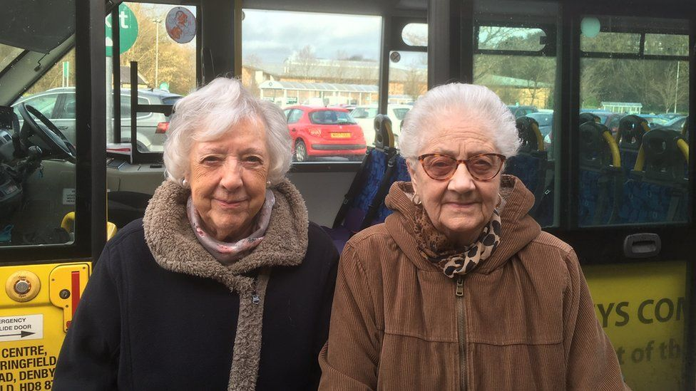 Marion Crawford and Betty Sharpe