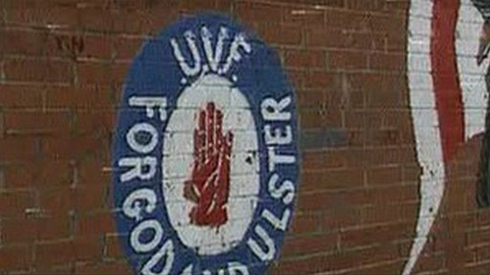UVF mural