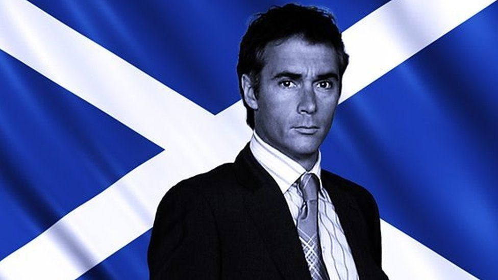 Greg Wise as David Cameron in Dividing the Union