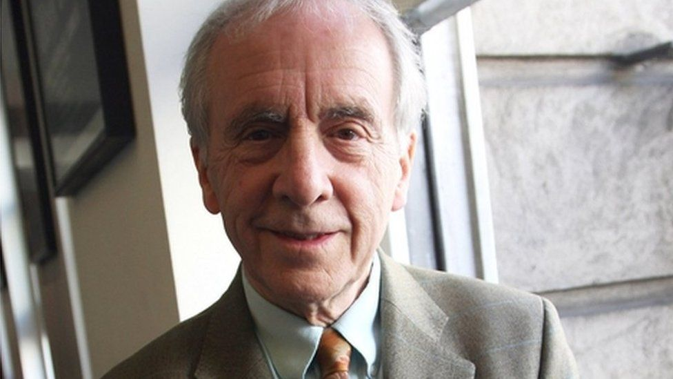 Andrew Sachs in 2008