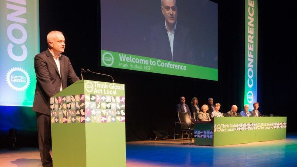 Scottish Green conference