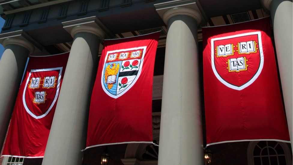Harvard flags