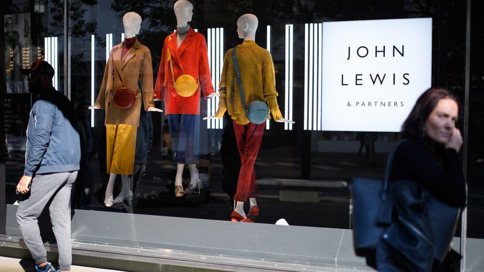 John Lewis in no-deal Brexit warning as it falls to a loss