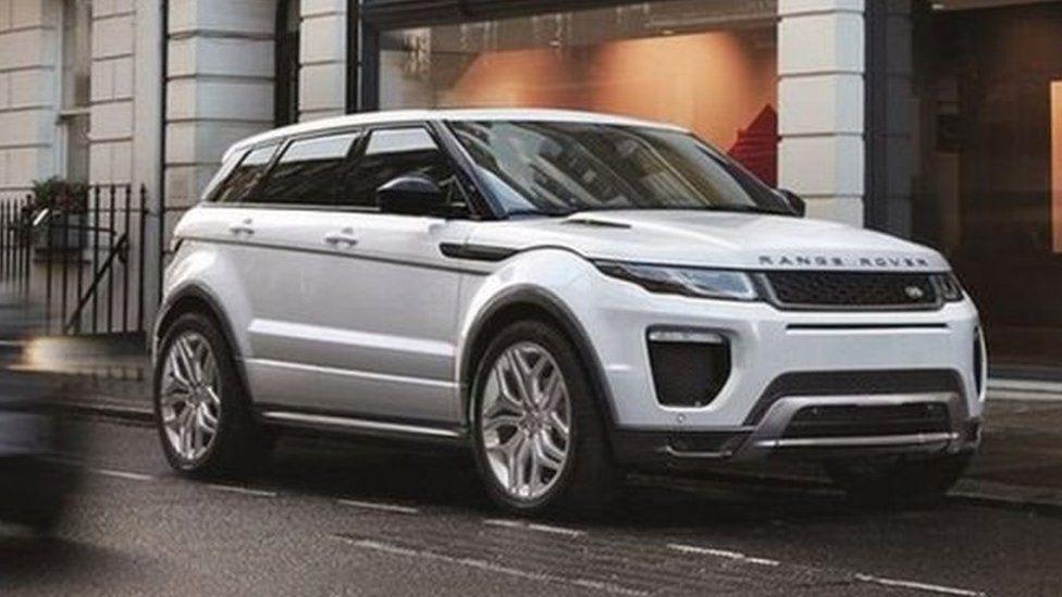 Land Rover evoke