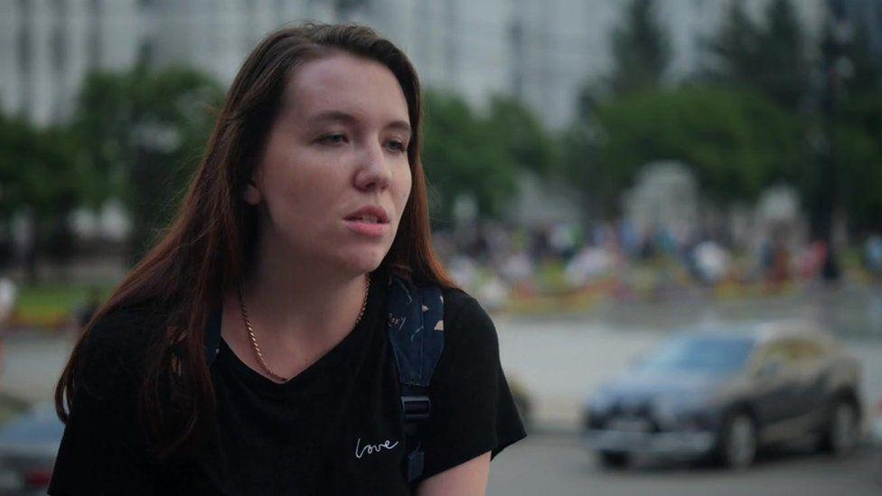 Viktoria, protester