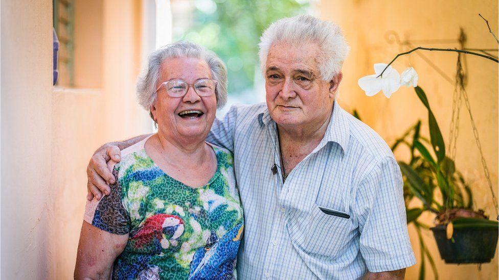Reinaldo de Melo e Lúcia Lima Melo