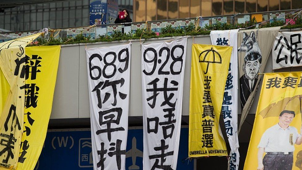"""""""689"""" is a nickname for Hong Kong's former leader CY Leung"""