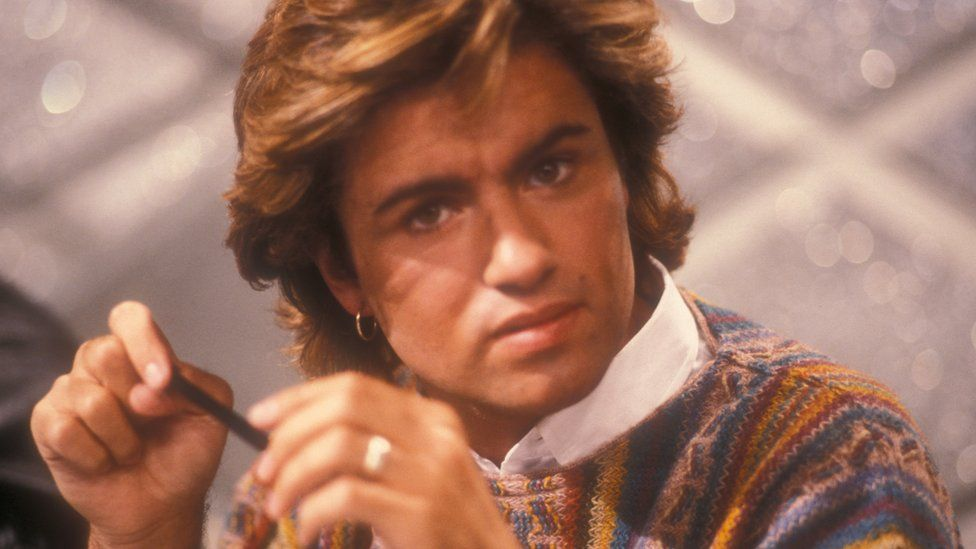 George Michael in 1984
