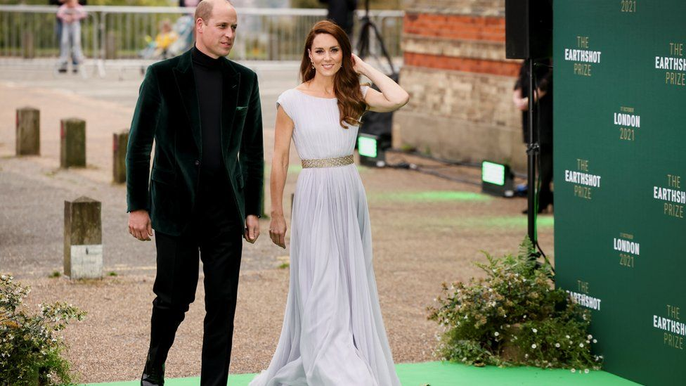 Earthshot Prize: William and Kate joined by stars for awards ceremony thumbnail