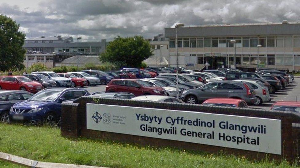 Glangwili Hospital