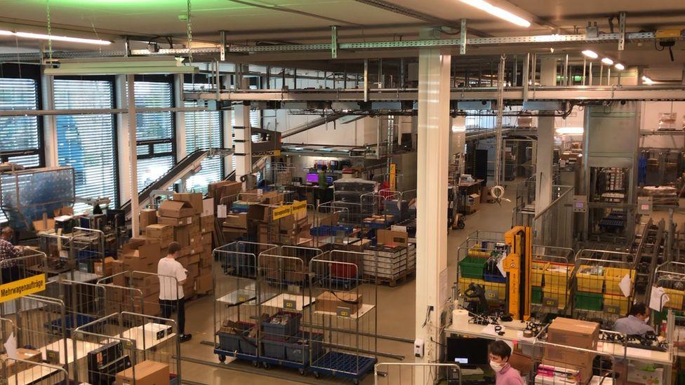 Offix warehouse