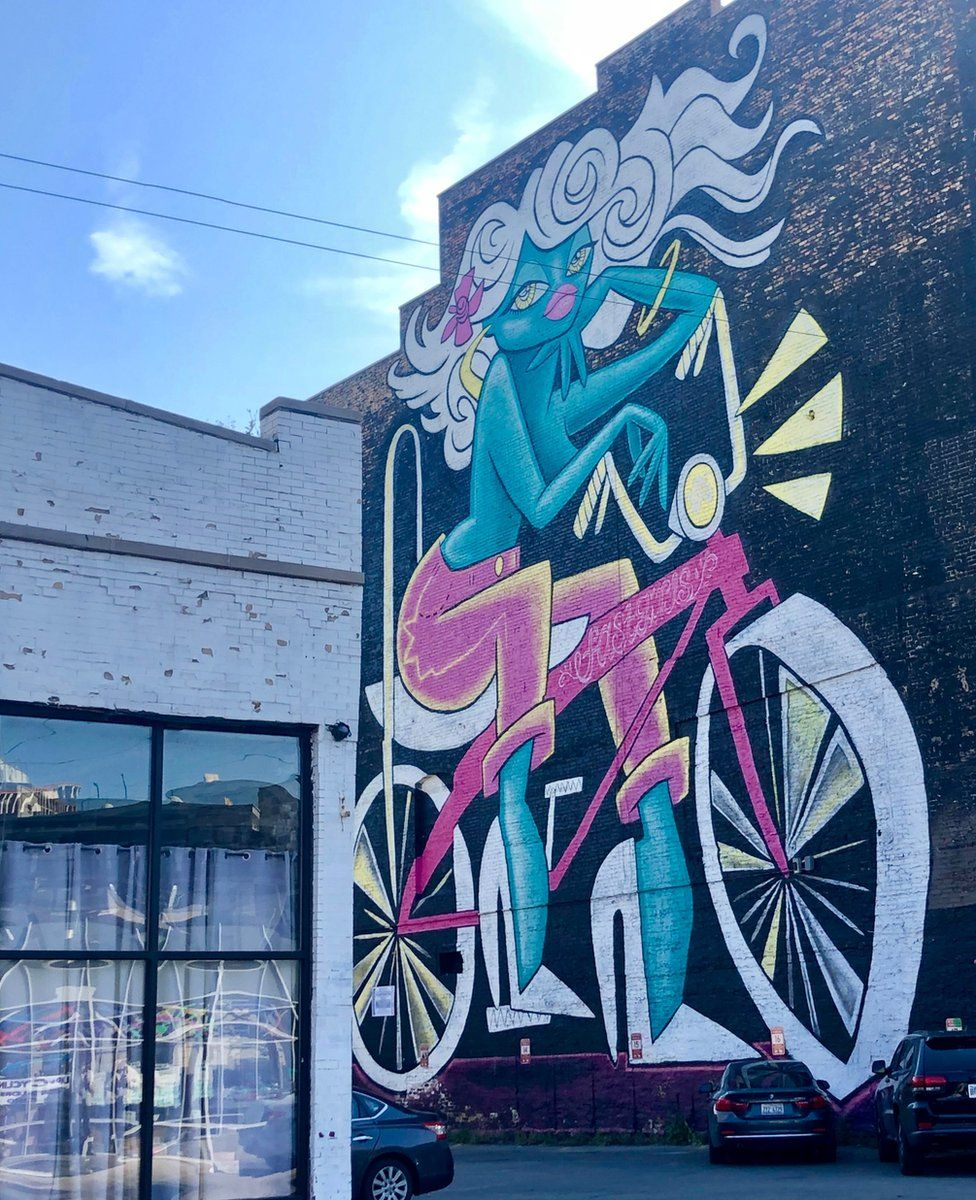 Graffiti is Chicago