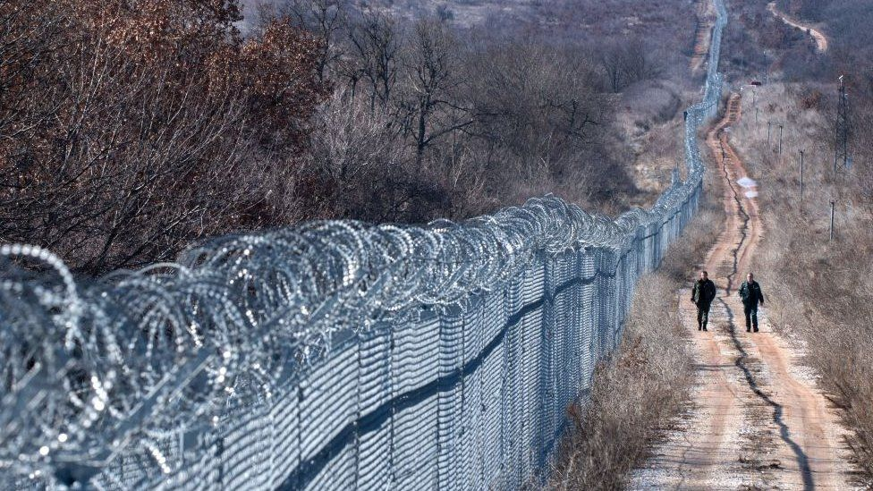 An EU agency would manage all borders surrounding the union, including this one between Bulgaria and Turkey