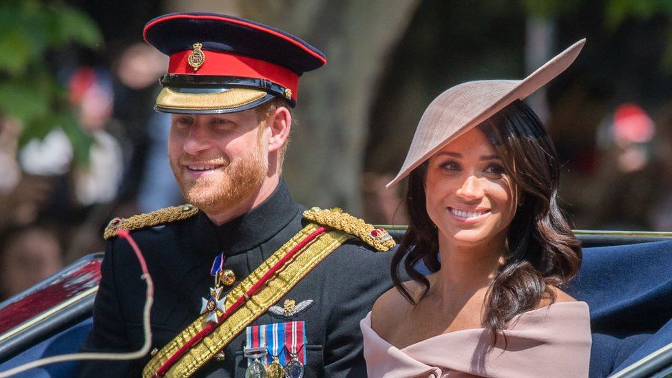 Prince Harry and Meghan: Where do they get their money?