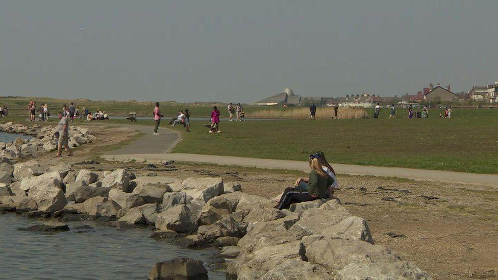 Crosby Marina Park