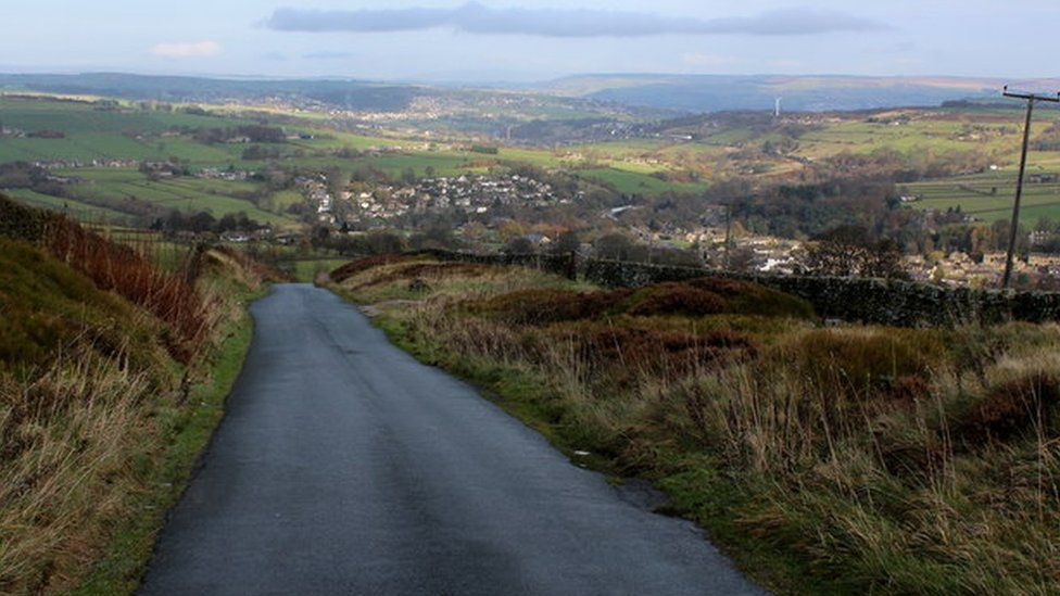 Moorland near Oxenhope