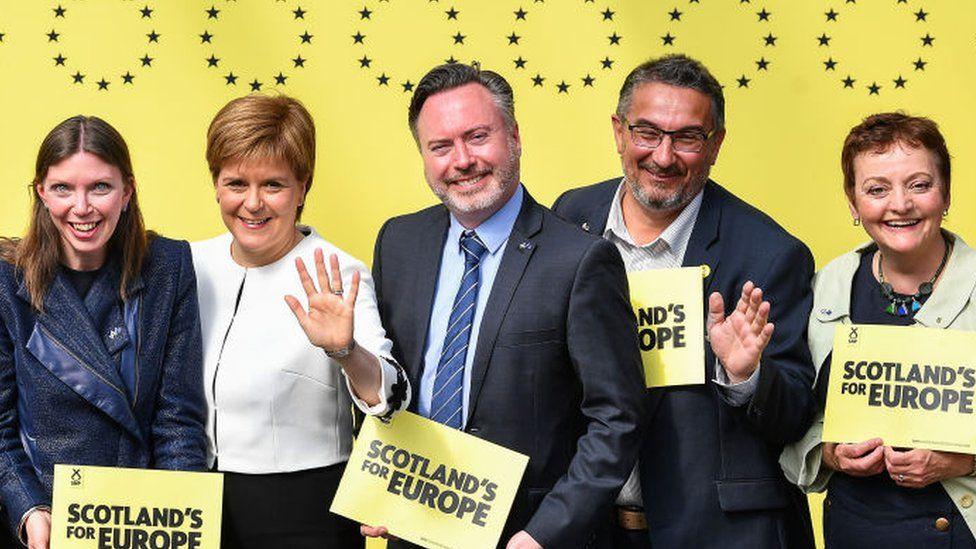 SNP representatives