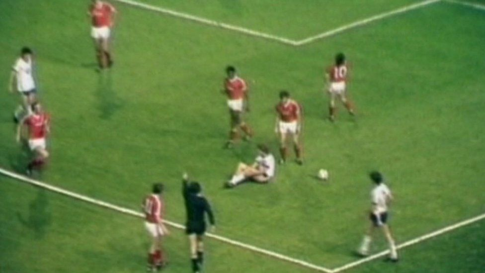 Anderlecht's penalty