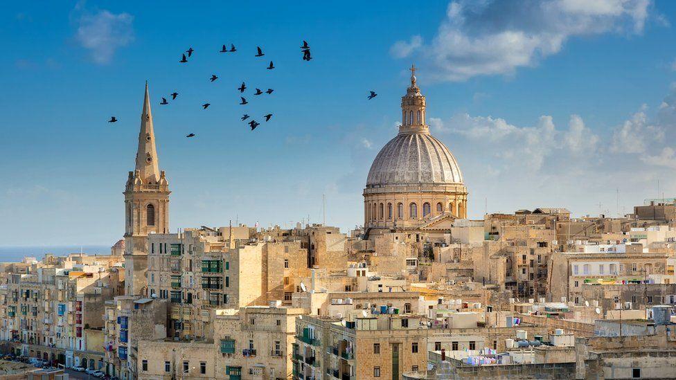 Бывший британский премьер Бенджамин Дизраэли назвал Валлетту городом, построенным джентльменами для джентльменов Мальта Мальта  104675117 maltabirds