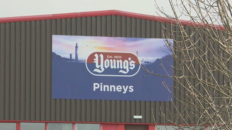 Pinneys factory