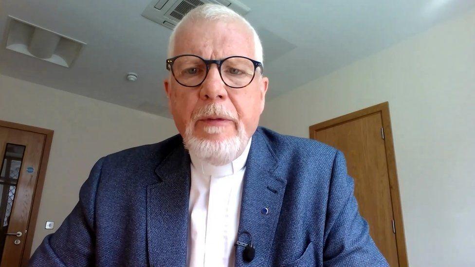 Rev David Bruce