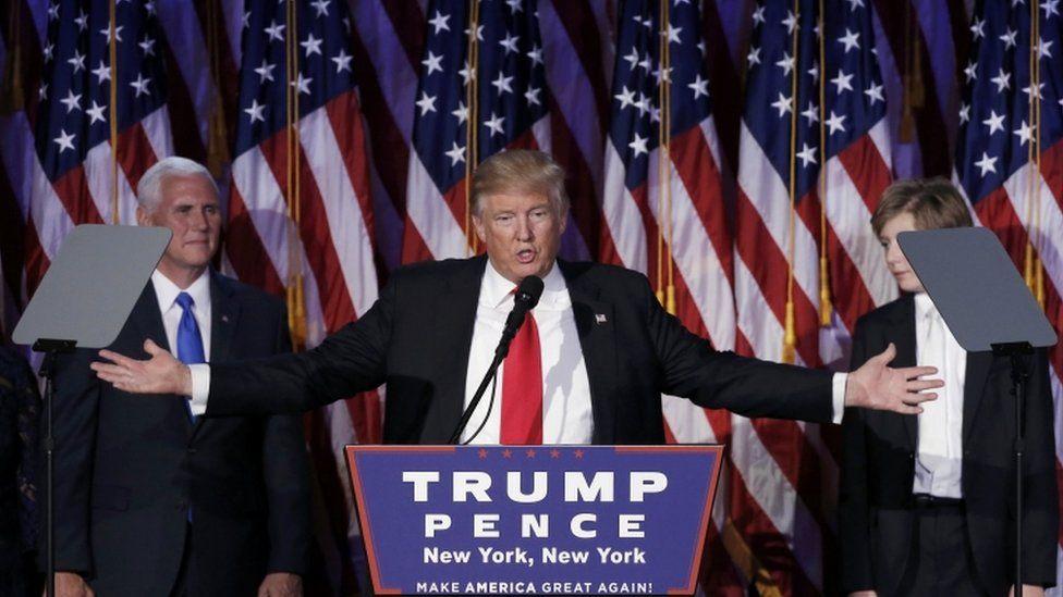 Donald Trump election rally