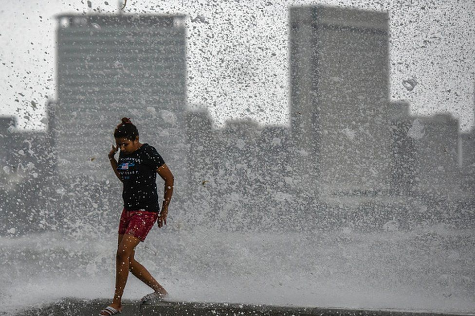 Mumbai bracing for the 'first cyclone in years'