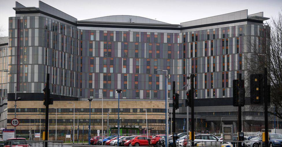 Queen Elizabeth University Hospital campus