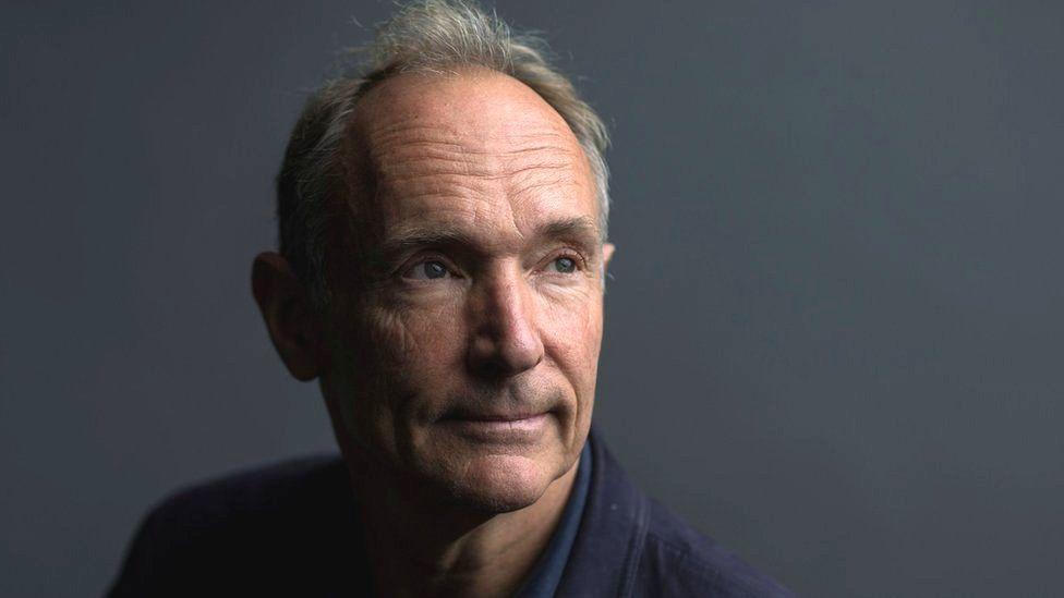 Tim Berners-Lee portrait