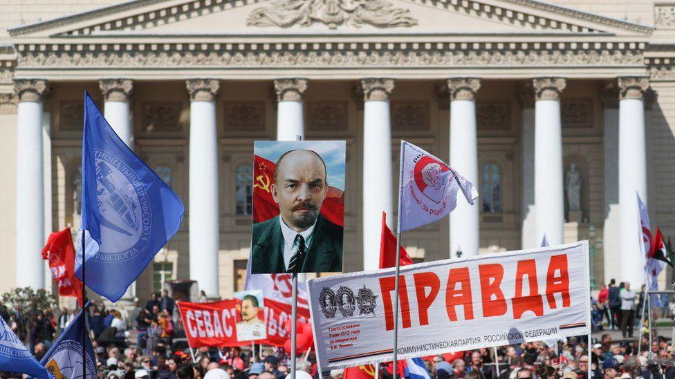 1 Mayıs Moskova