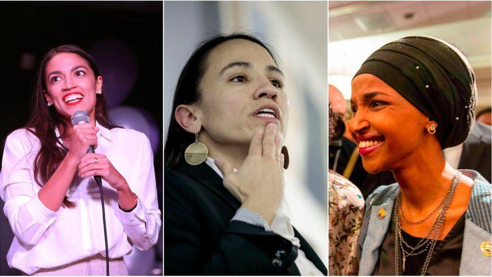 ABD ara seçimlerinin ilkleri: Kongre'nin yüzünü değiştirecek isimler kimler?