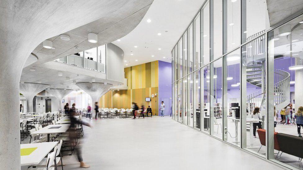 Como a Finlândia, país referência em educação, está mudando a arquitetura de suas escolas