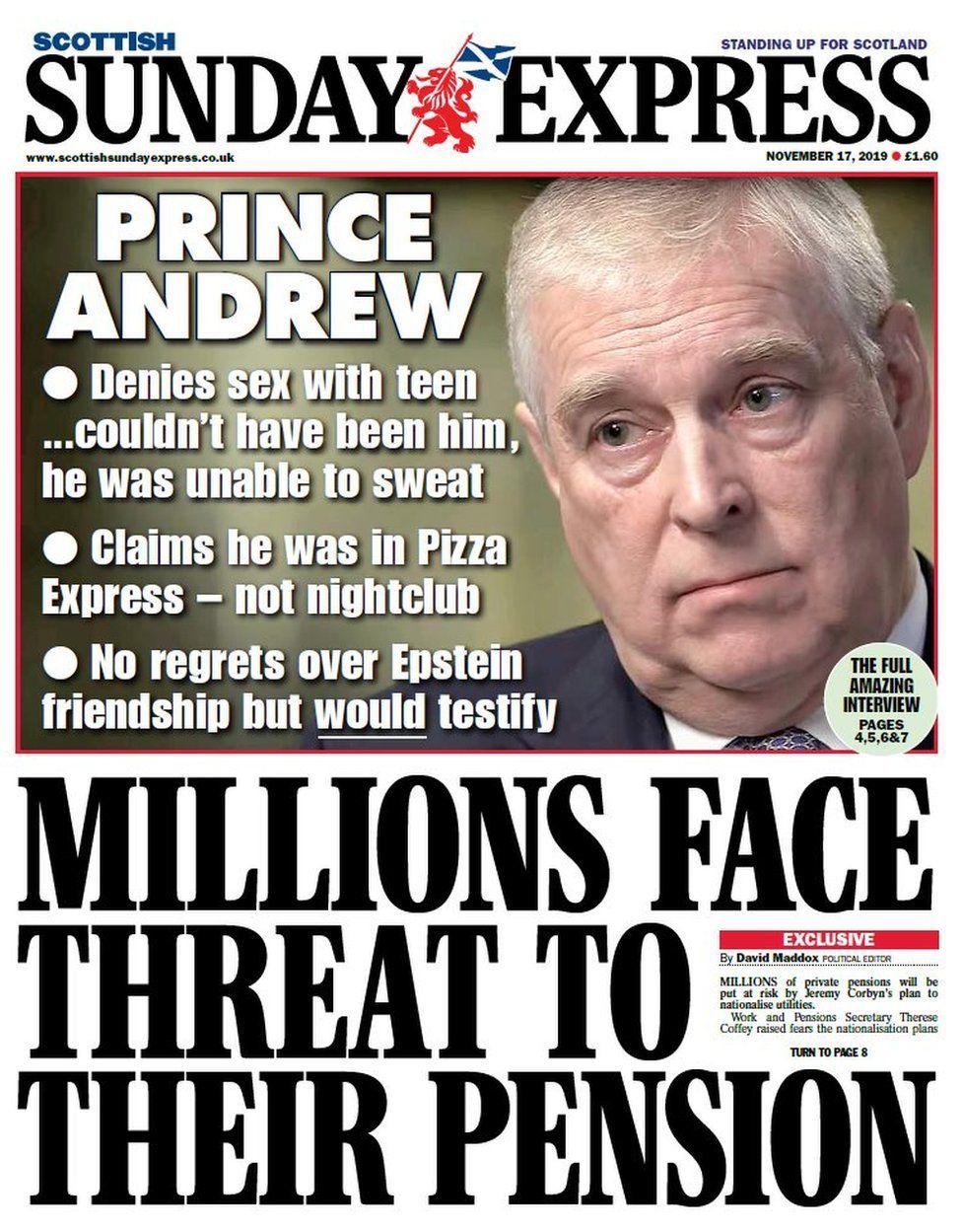 Scottish Sunday Express