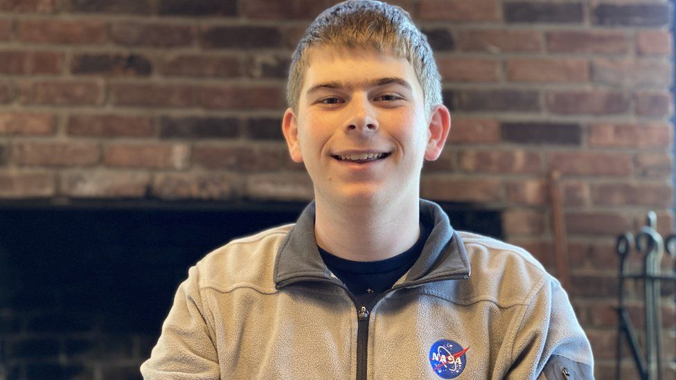 Meet the NASA intern who discovered a new planet on his third day
