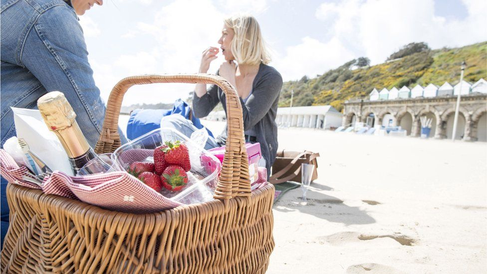 Some retailers have struggled to source picnic baskets