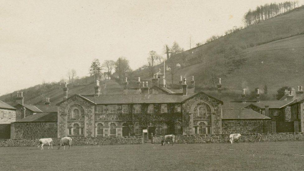Llanfyllin Union Workhouse