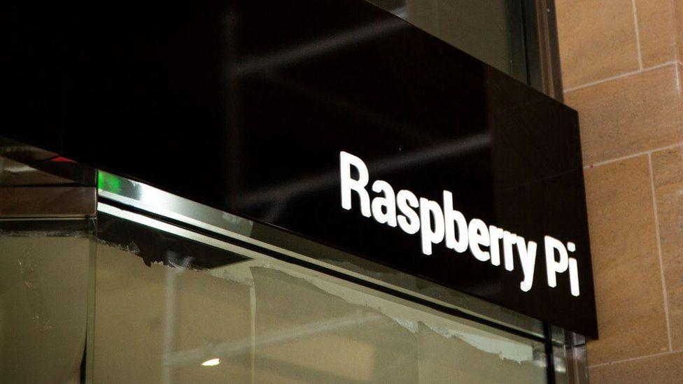 The Raspberry Pi goes Fourth - BBC News