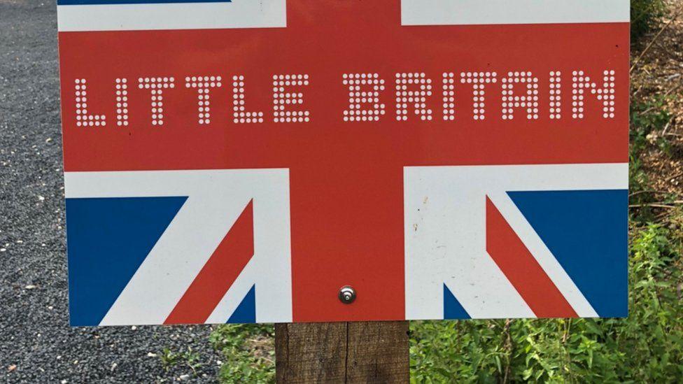 Little Britain museum
